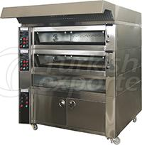 Electrical Stone Based Oven