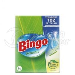 DETERGENTE DINAMICO BINGO 1 Kg