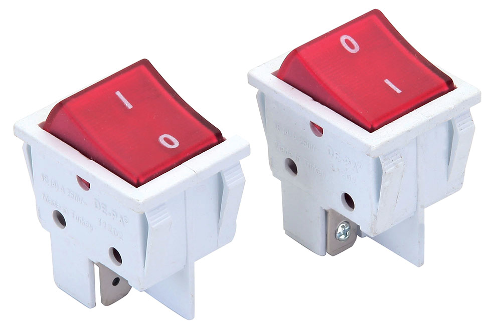 Light Switch (With Terminal)