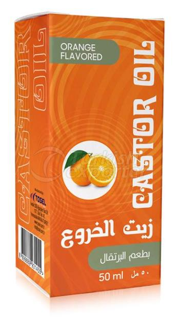 Castor Oil Orange