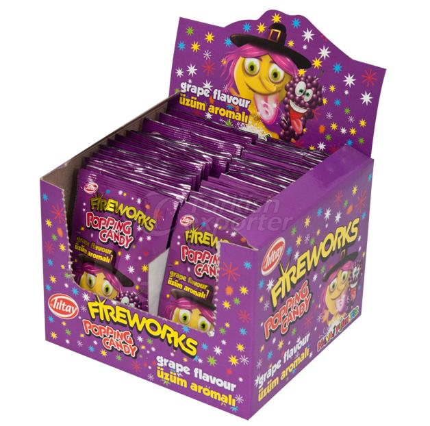 Fireworks Candy