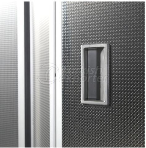 W-Type Folding Cabin Door