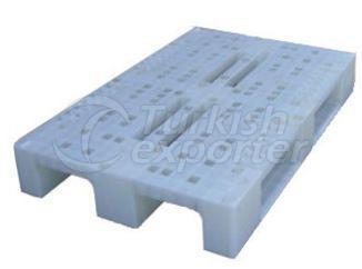 Plastic Pallet 80*1200*160/Monobloc Perforated