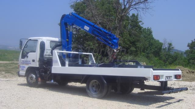 OKG series –Recovery Vehicles With Crane