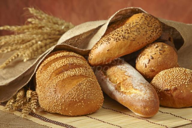 Wheat Flour Tip55 For Bread Types