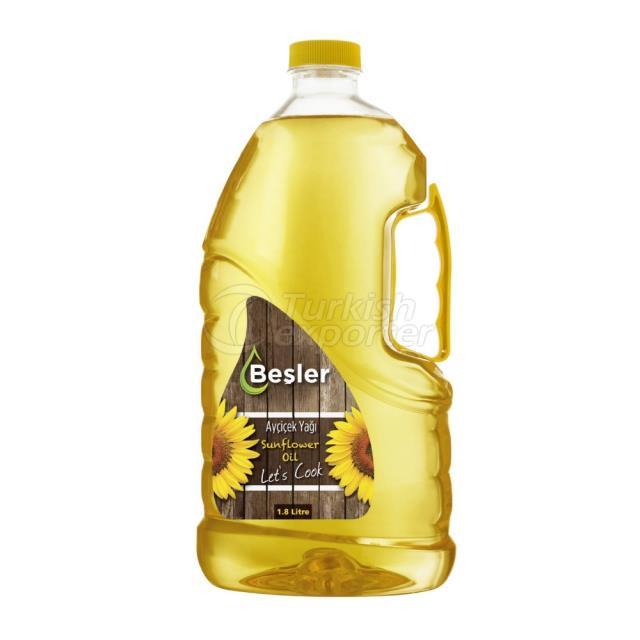 Sunflower Oil 1.8lt