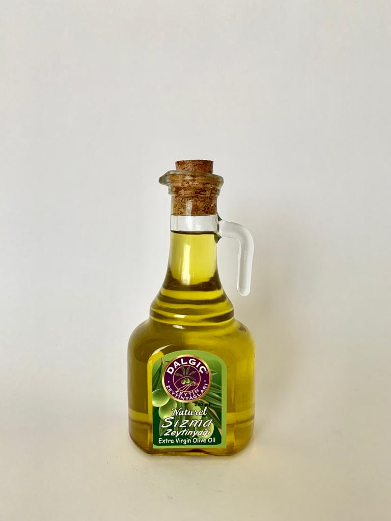 Extra Virgin Olive Oil-250 ml. glass bottle