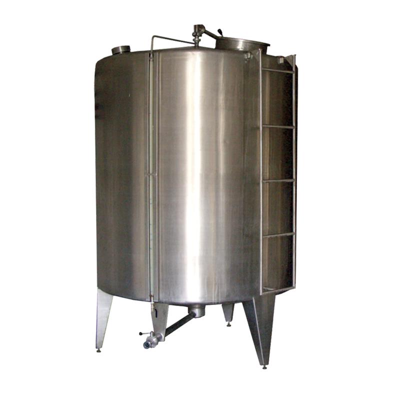 Whey Cheese Storage Tank