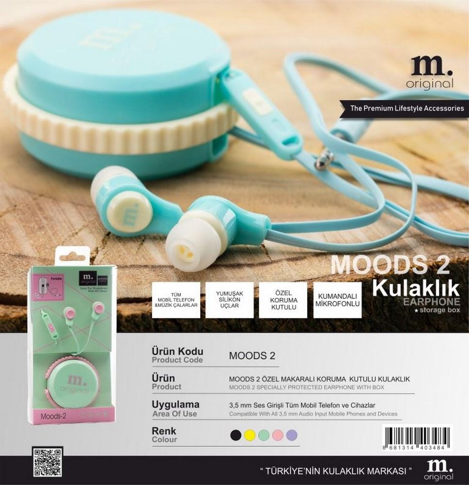 Moods 2 Headphones