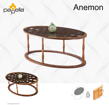 Anemon Coffee Table