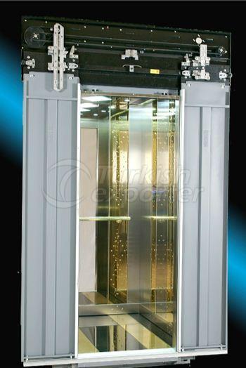 İnsan Asansörleri - Eşkina