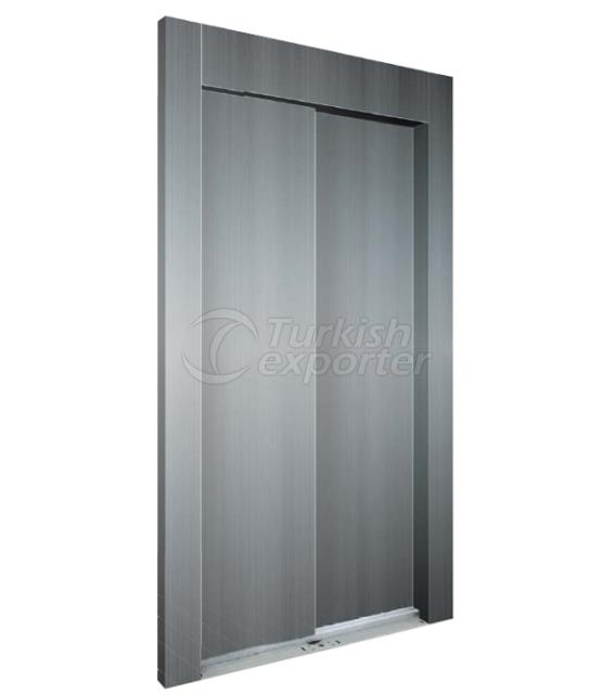 Automatic Door SATINE STAINLESS