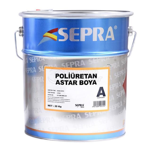 Primer Paint Polyurethane