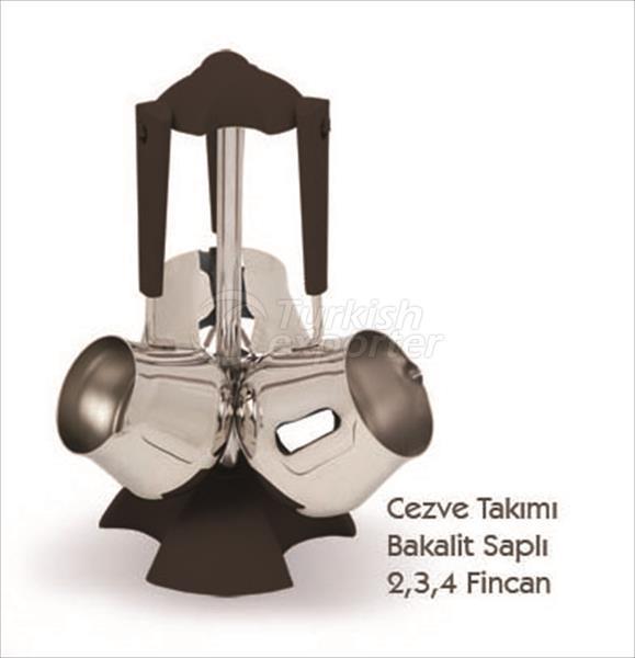 Kahvecim Coffee Pot Sets 40