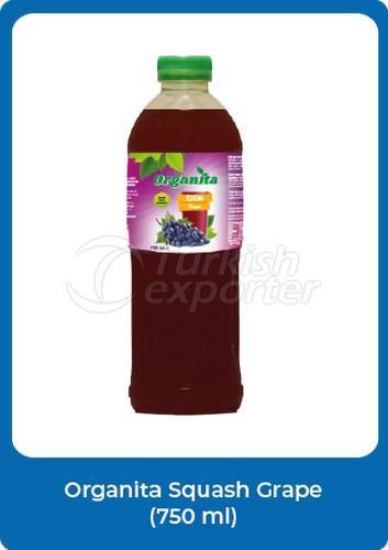 Organita Squash Grape