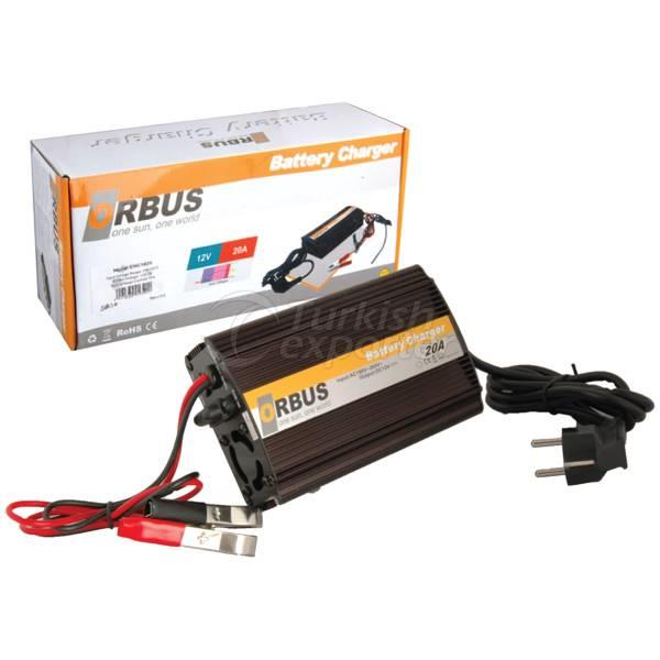 Automatic Battery Chargers MS-1220
