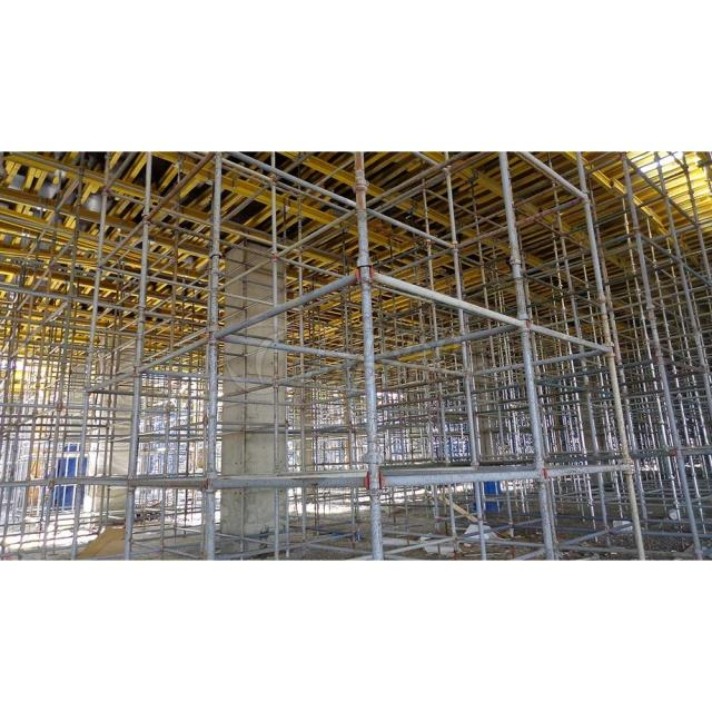 CLK shoring and scaffolding system