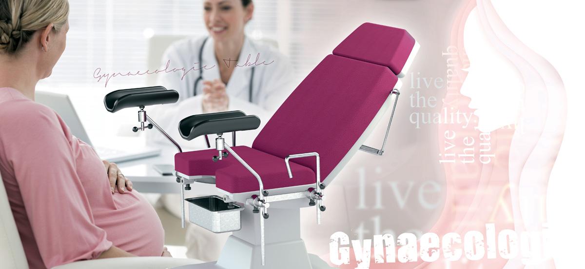 OT03-S BETA GYNAECOLOGY TABLE
