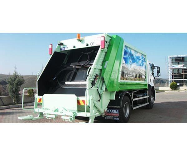 Çöp Kamyonları KRB-HSCK