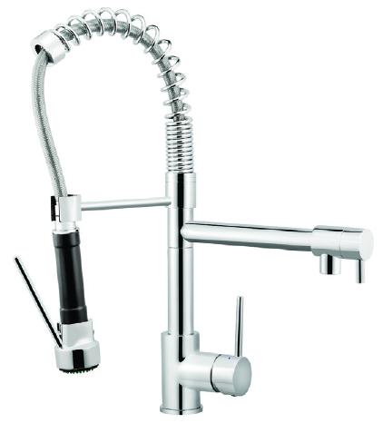 Kitchen Faucet (Double Out)