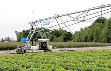 Lineer Irrigation System