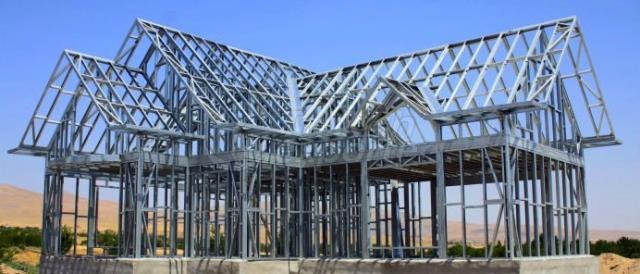 Yapısal Çelik Binalar