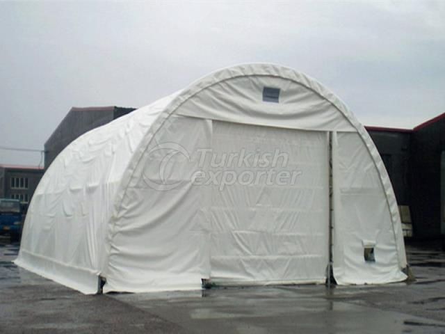 Cylindrical Tents