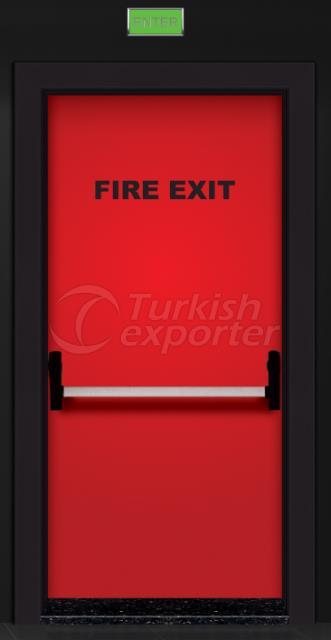 Fire Exit MRT-1101