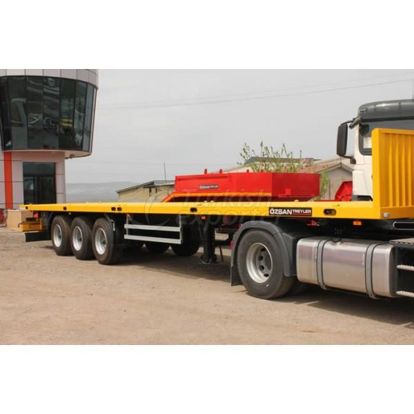 Container Carrier Trailers