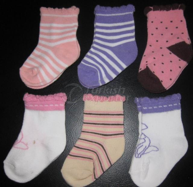 Produtos têxteis de bebê MTX414