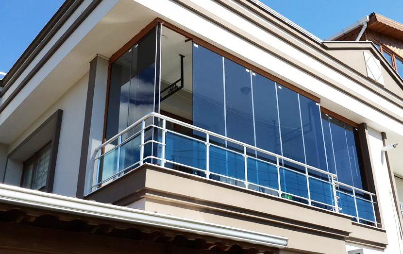 Folding Glass Balcony Systems
