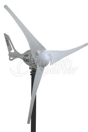 500W Marine Type Wind Turbine i500