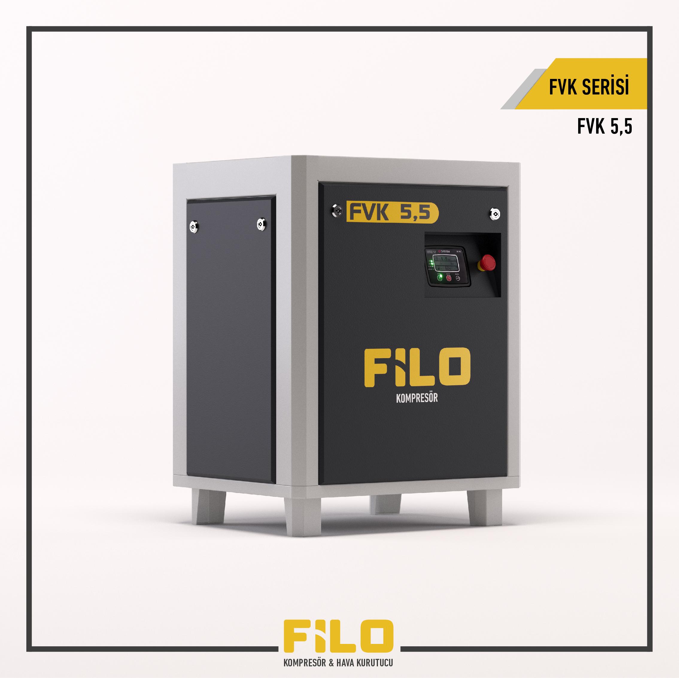 Screw Compressor  FVK Series
