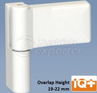 Door Hinge Overlap Height 19-22mm
