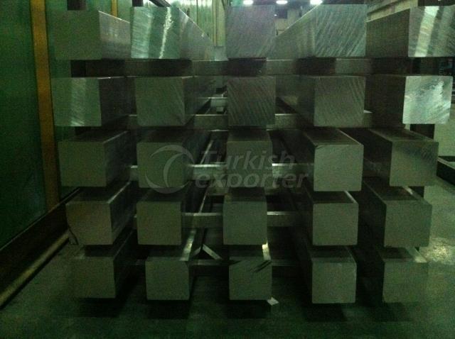 plano de alumínio