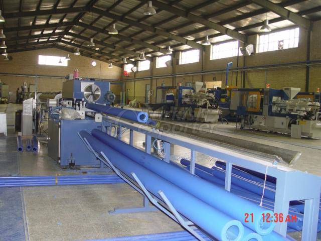 Cable Machinery Eject Table