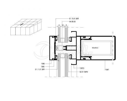 تفاصيل بروفيلات انظمة اضاءة