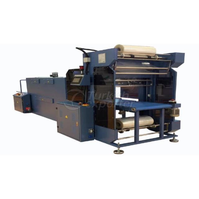 Continious Motion Sleeve Wrapper Series PEH 4070
