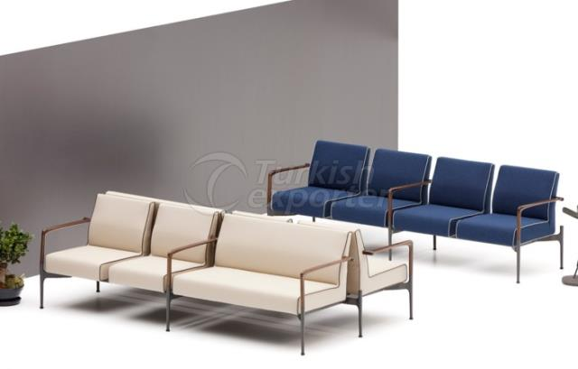 Waiting Room Chairs Sam
