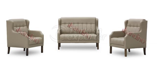 Delta Sofa Set