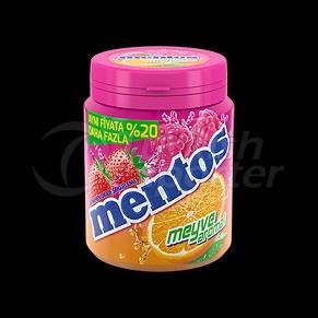 Mentos Bottle Fruit
