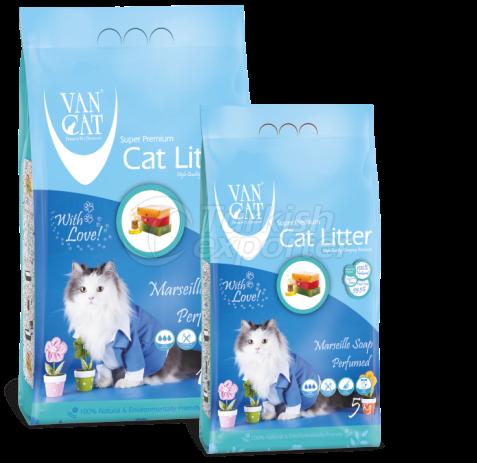 Cat Litter -Marseille Soap Perfumed