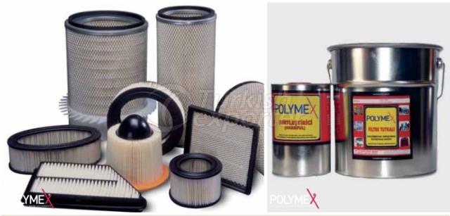 Adesivo de filtro