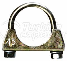 EXHAUST CLAMP NO:45