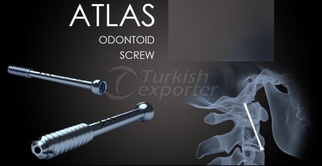 مسمار مسننة Atlas