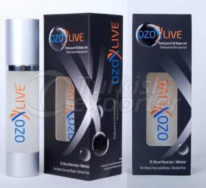 Skin Care Gel Ozoxlive