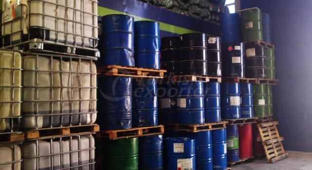 Mineral Oil Factory