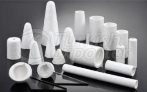 Ceramic Fiber Based Heat Insulation