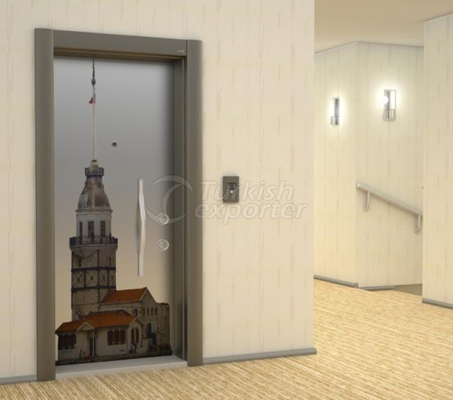 Steel Door  -PRL 309 ERIS
