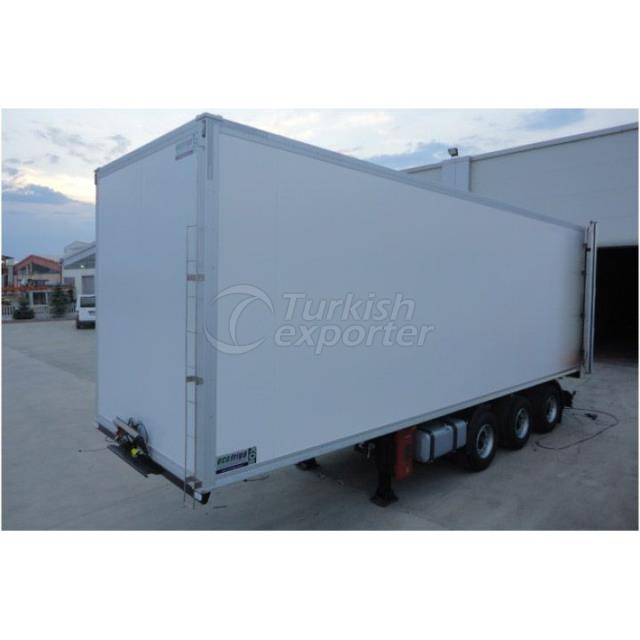 Boxes For Meat Transportation